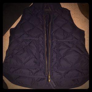 Jcrew vest like new worn twice
